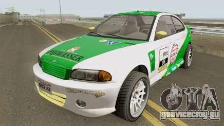 Ubermacht Sentinel Retro GTA V IVF для GTA San Andreas