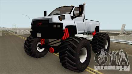 Chevrolet Kodiak C4500 Monster Truck 2008 для GTA San Andreas