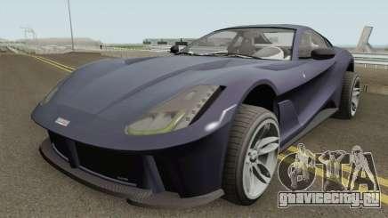 Grotti Itali GTO (812 Superfast Style) GTA V IVF для GTA San Andreas