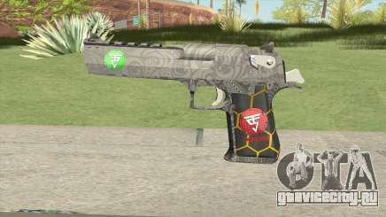 Desert Eagle (Special Troop) для GTA San Andreas
