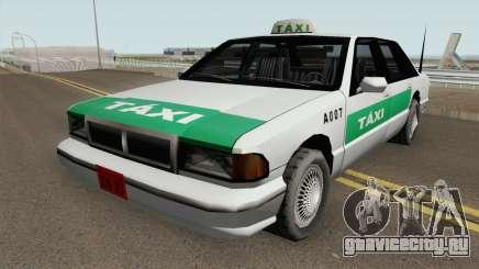 Taxi (Santos-SP-MG) TCGTABR для GTA San Andreas