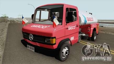Mercedes-Benz 710 Gasco для GTA San Andreas
