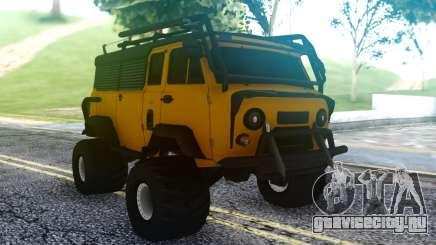 УАЗ 2206 Триал для GTA San Andreas