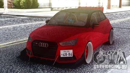 Audi S1 Sportback для GTA San Andreas