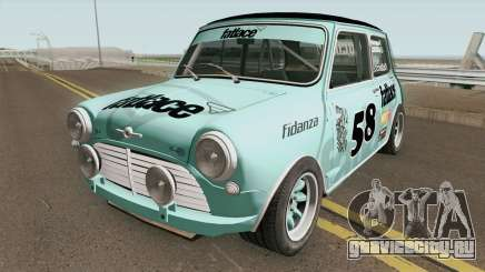 Mini Cooper S Gymkhana From Dirt: Showdown для GTA San Andreas