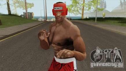CJ Boxing Outfit (Ped) для GTA San Andreas