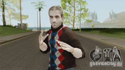 Mafia Skin from GTA IV v2 для GTA San Andreas