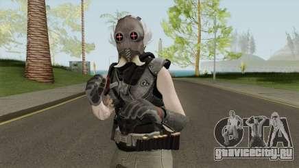 GTA Online Arena War Skin 3 для GTA San Andreas