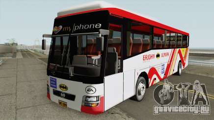 Philippine BUS Erjohn and Almark для GTA San Andreas