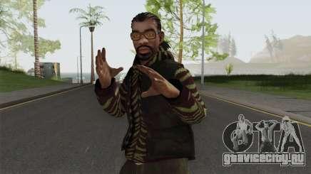 Little Jacob - Zebra Jacket (IV) для GTA San Andreas