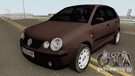 Volkswagen Polo Mk4 2002 для GTA San Andreas
