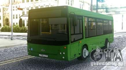 МАЗ 206 Автобус для GTA San Andreas