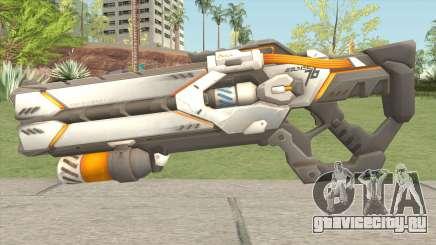Cyborg 76 Pulse Gun для GTA San Andreas