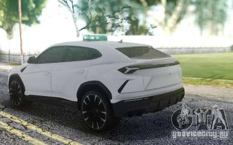 Lamborghini Urus для GTA San Andreas