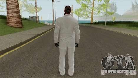 Criminal Skin 1 (Boss) для GTA San Andreas