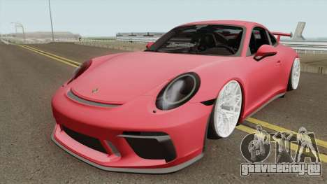 Porsche 911 4.0 2019 для GTA San Andreas