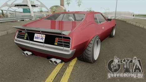 Schyster Deviant GTA V Primary для GTA San Andreas