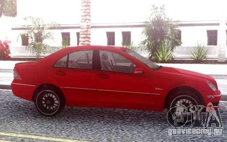 Mercedes-Benz С55 AMG W203 для GTA San Andreas