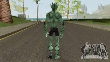 Lagoonboy Skin V1 для GTA San Andreas