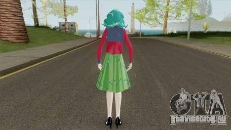 Michiru Kaioh для GTA San Andreas