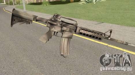 Battlefield 3 M4A1 для GTA San Andreas