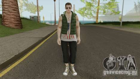 Piers Nivans для GTA San Andreas