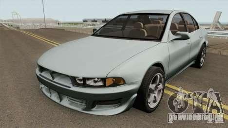 Mitsubishi Galant для GTA San Andreas