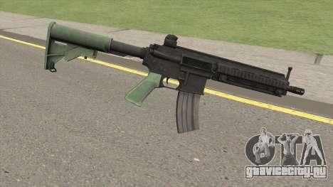 Battlefield 3 M416 для GTA San Andreas