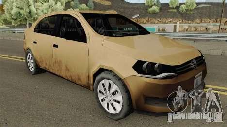 Volkswagen Voyage G6 Normal для GTA San Andreas