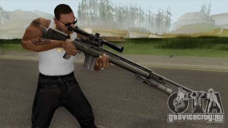 Insurgency MIC M14 Sniper для GTA San Andreas