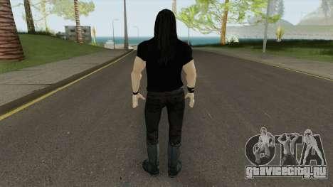 Metal Guy Skin для GTA San Andreas