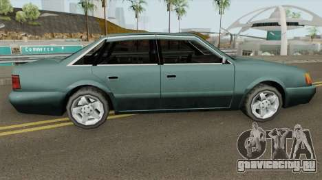 Nebula Santana Beta TCGTABR для GTA San Andreas