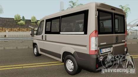 Peugeot Boxer 2.2 HDi для GTA San Andreas