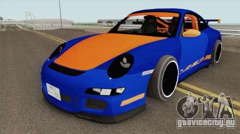 Porsche 911 2007 (Catalina Tuning) для GTA San Andreas