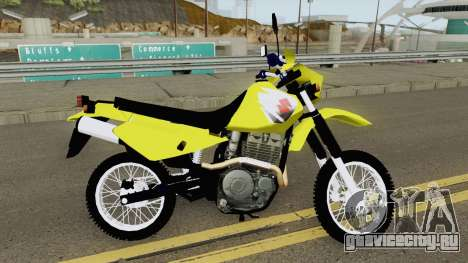 Suzuki DR 650 для GTA San Andreas