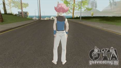 Maylene Pokemon для GTA San Andreas