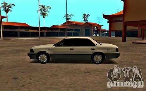 Toyota Crown Royal Saloon [HQ] для GTA San Andreas