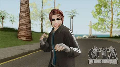 Random Skin 1 (With Glasses) для GTA San Andreas