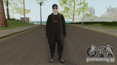 GTA Online Dylan Klebold Cosplay для GTA San Andreas