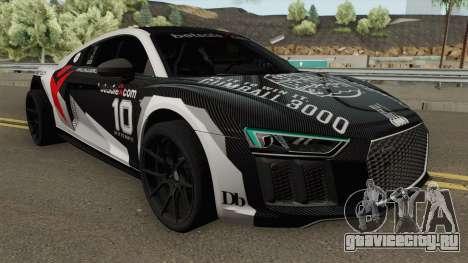 Jon 0lsson Audi R8 V10 Plus 2018 для GTA San Andreas
