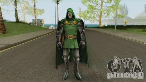 Marvel Future Fight - Doctor Doom для GTA San Andreas