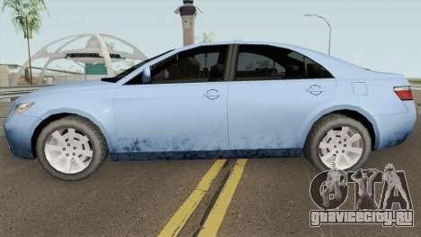 Toyota Camry 2010 для GTA San Andreas