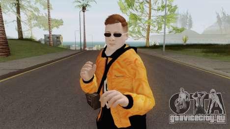 Gordinho Do Outfit V1 для GTA San Andreas