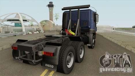 Iveco Trakker E4 2007 V1 для GTA San Andreas