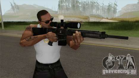 Battlefield 3 MK-11 для GTA San Andreas
