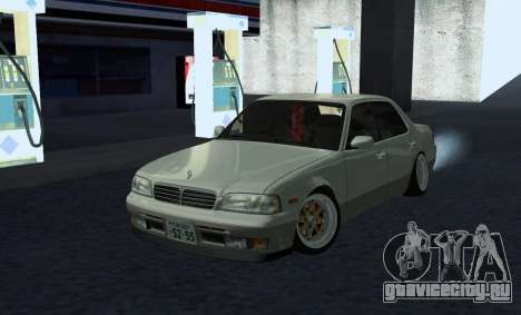 Nissan Laurel GC34 для GTA San Andreas