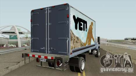 Vapid Yankee 2nd GTA V IVF для GTA San Andreas