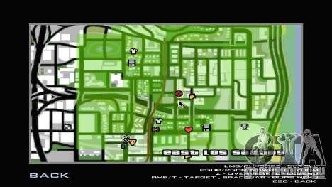 Gang Crash Wall для GTA San Andreas