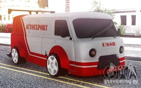 УАЗ 452 для GTA San Andreas
