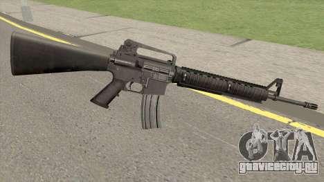 Insurgency MIC M16A4 для GTA San Andreas